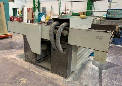 Lavadora horizontal Metral 1300 mm segunda mano