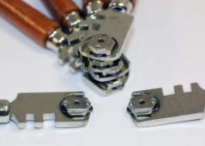 Corte manual y automático del vidrio