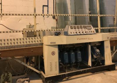 Canteadora Rectilinea Zafferani Flat 5 FPE/BS60º segunda mano