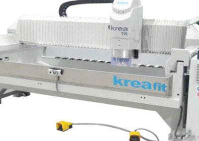 Máquinas CNC para el vidrio