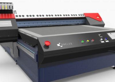 Maquinas de impresion digital para el vidrio