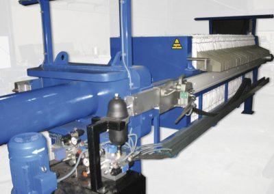 Depuradoras de agua para la industria del vidrio