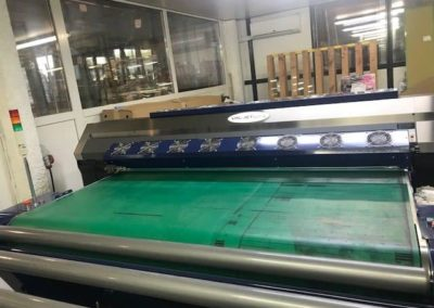 Maquina de impresion digital para el vidrio Valjet 1600 segunda mano