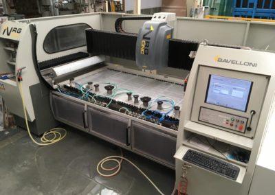 CNC Bavelloni NRG-250 segunda mano